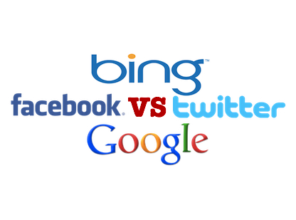 Social Search Engine Wars